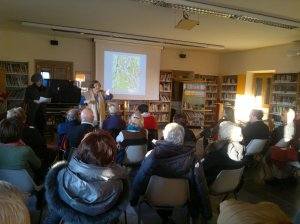 storia del territorio con Maria Antonietta Lozzi Bonaventura 11 02 2015