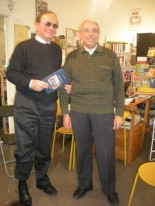 Vittorio Salvati e Sandro Vaggi