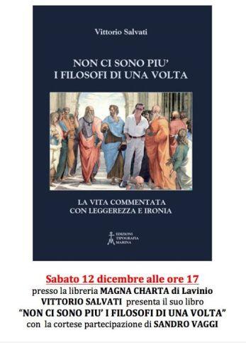 locandina evento presentazione libro Salvati