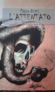 L'ATTENTATO, copertina del libro
