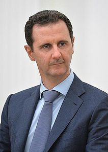 Presidente della Siria Assad