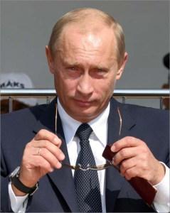 Putin Presidente della Russia